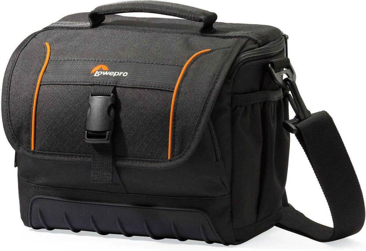 Lowepro Adventura SH160 II, Black сумка для фотокамеры