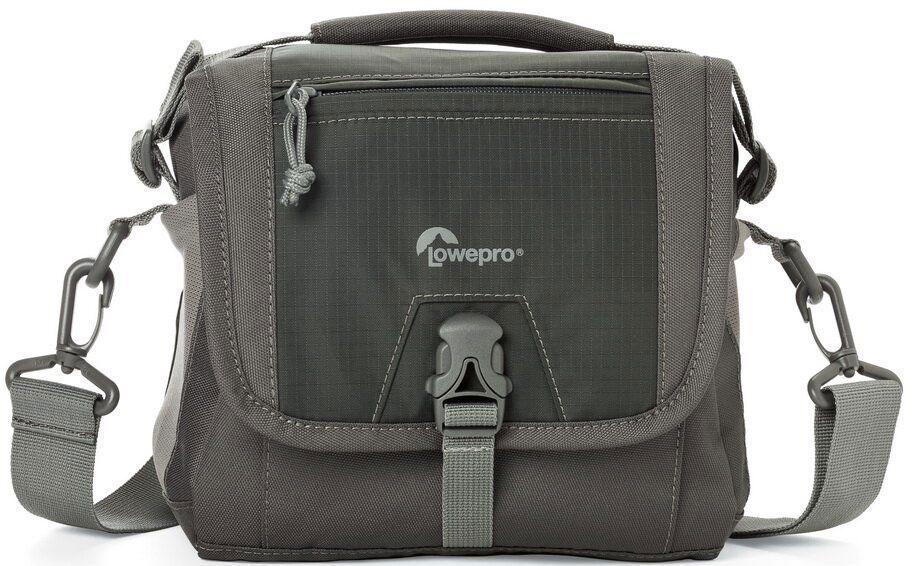 Lowepro Nova Sport 7L AW, Grey сумка для фотокамеры