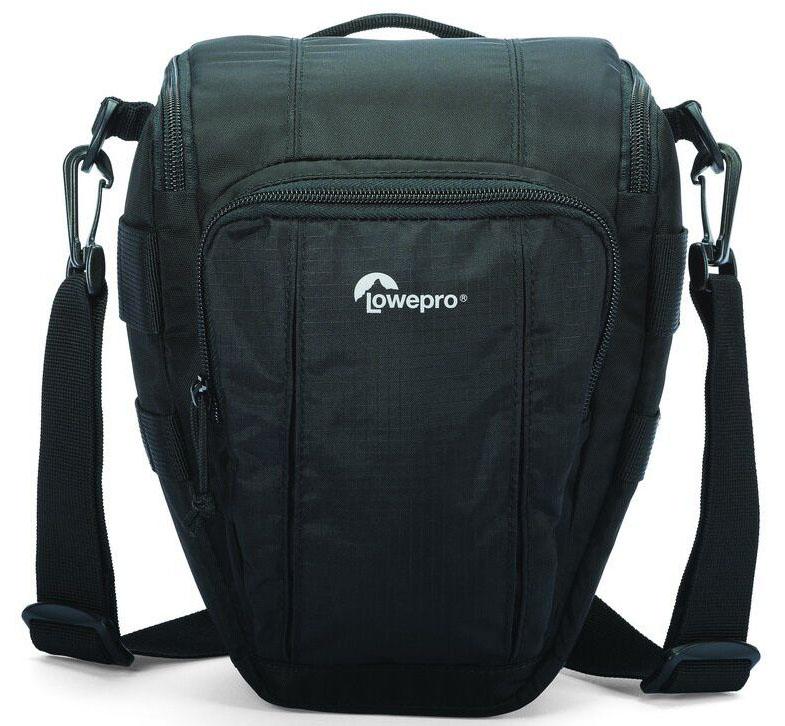 Lowepro Toploader Zoom 50 AW II, Black сумка для фотокамеры