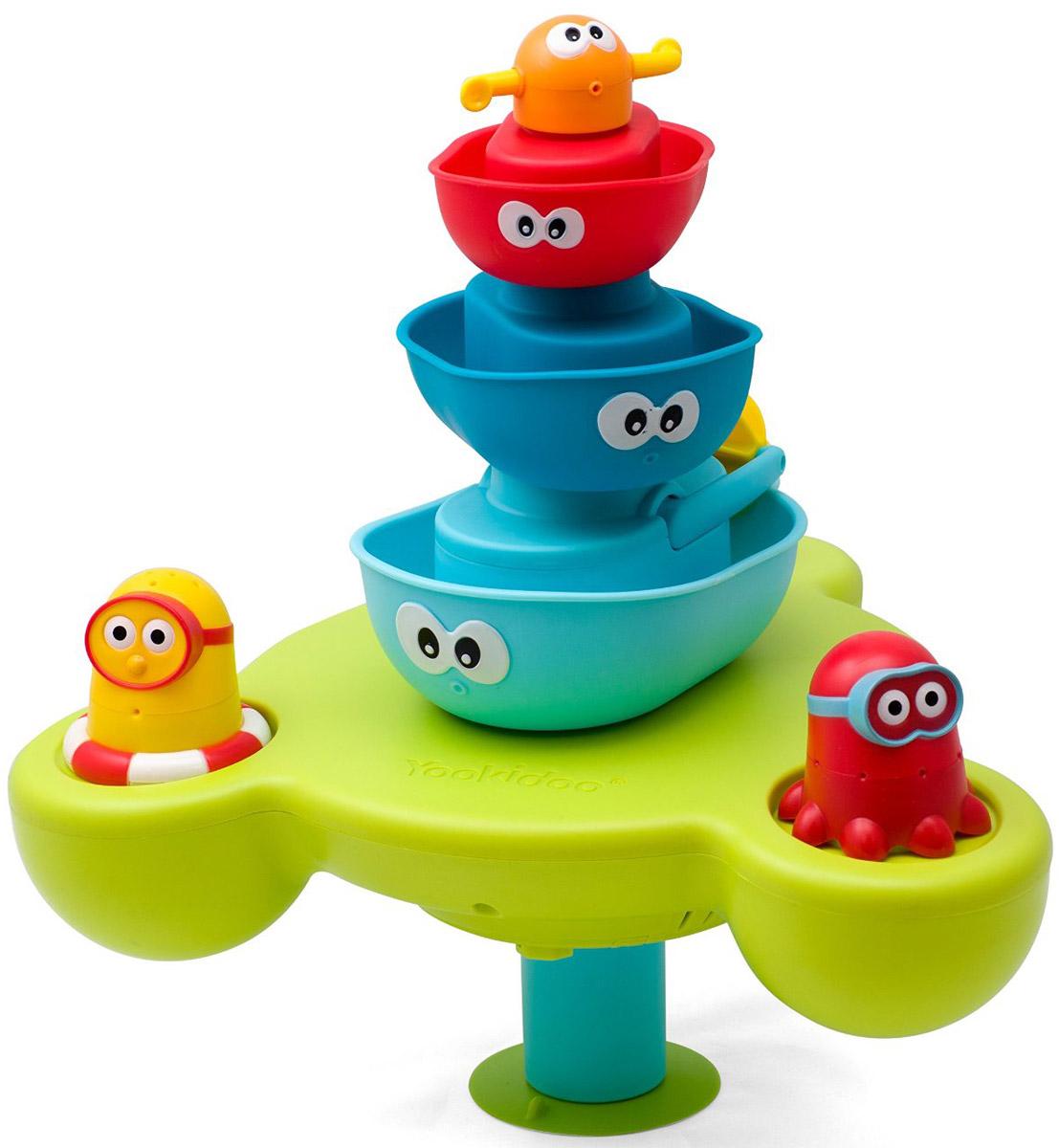 Игрушка для ванной Yookidoo 40115