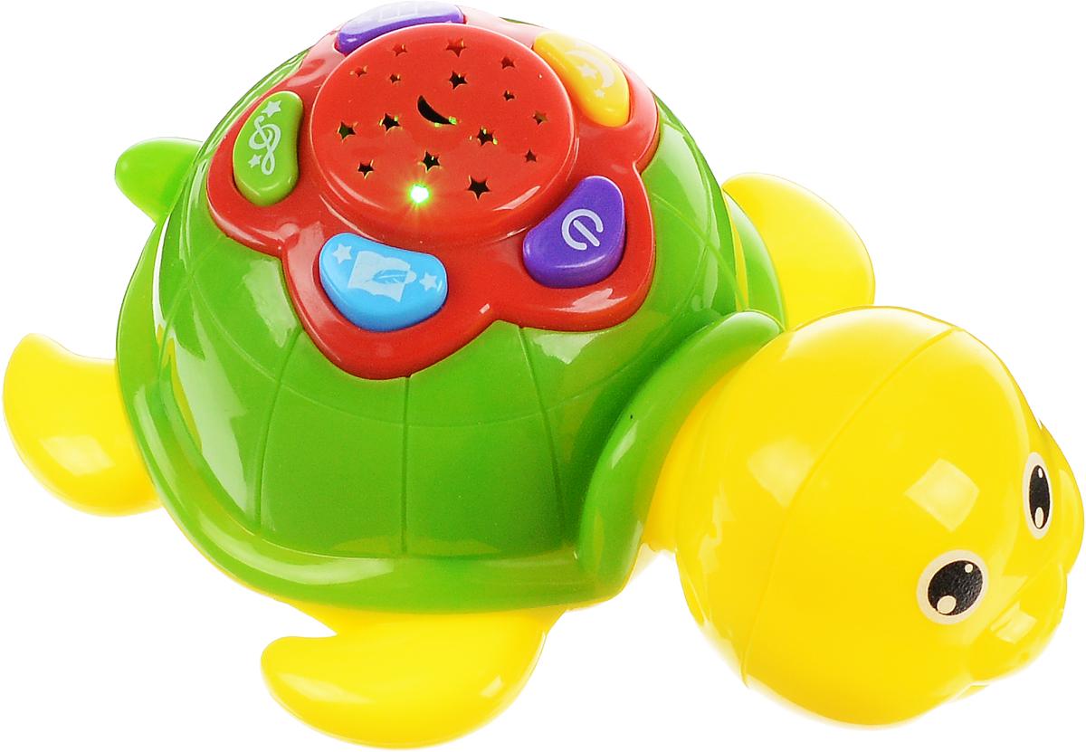 Умка Развивающая игрушка Музыкальная черепашка-ночник ночник ультра лайт умка cz 1 d
