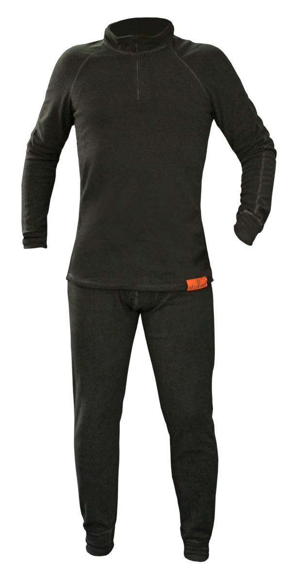 Термобелье комплект Woodland кальсоны woodland thermoline цвет черный 0057795 размер l 48 50