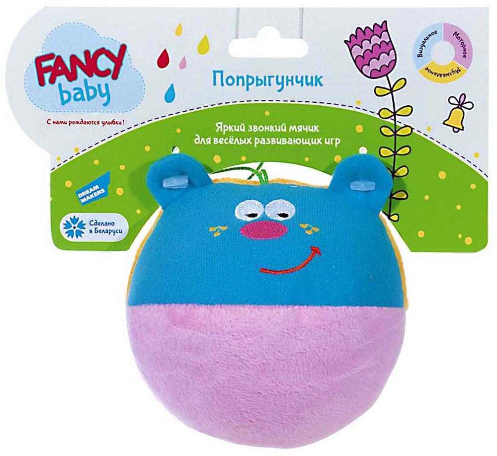 Fancy Развивающая игрушка Попрыгунчик Мишка игрушка развивающая паззл вертикальный мишка oops
