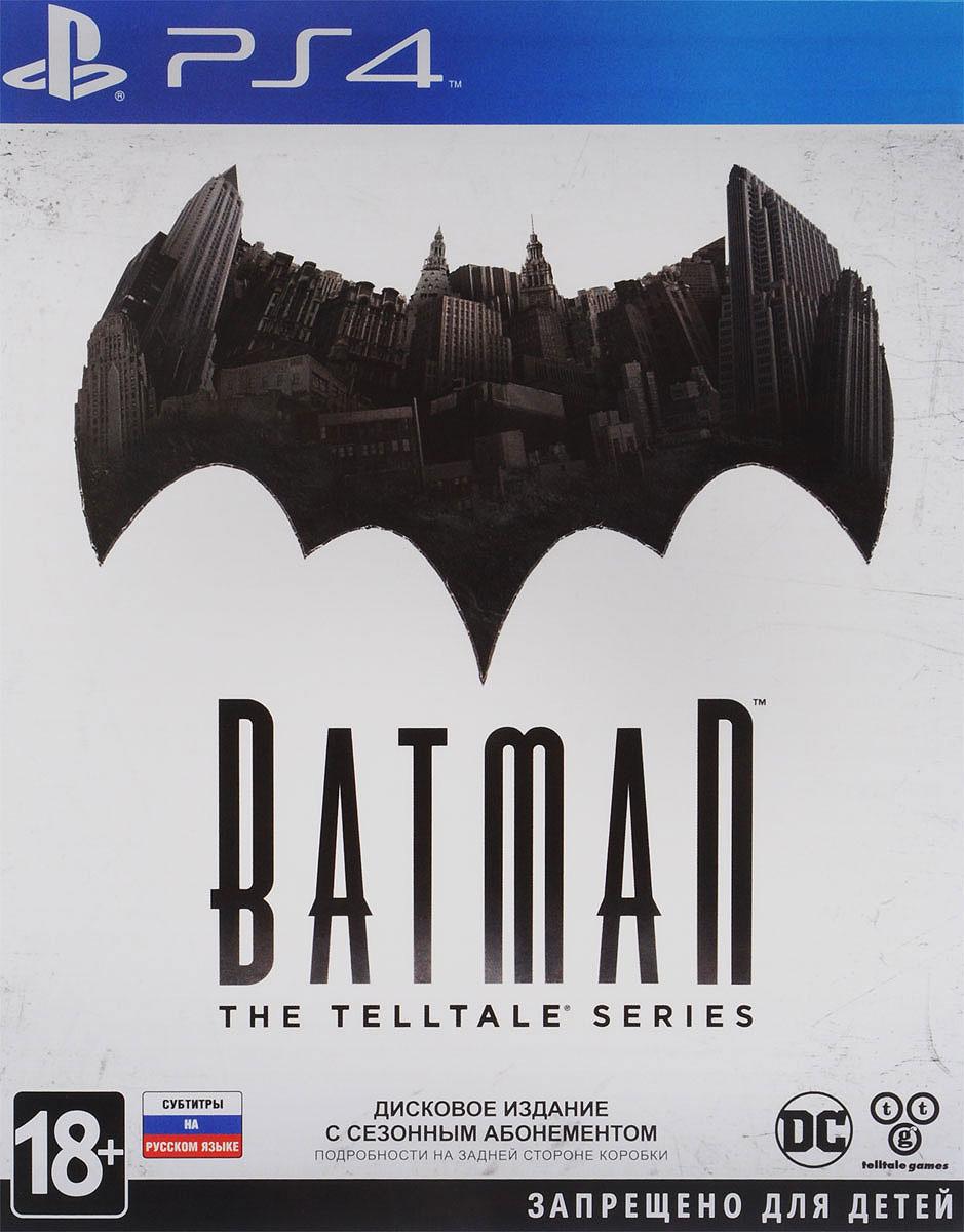 Игра Batman: The Telltale Series для PS4 Sony