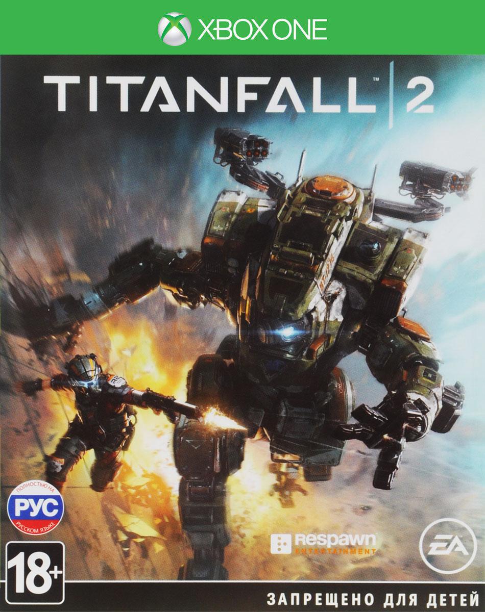 Titanfall 2 (Xbox One) медиа titanfall 2