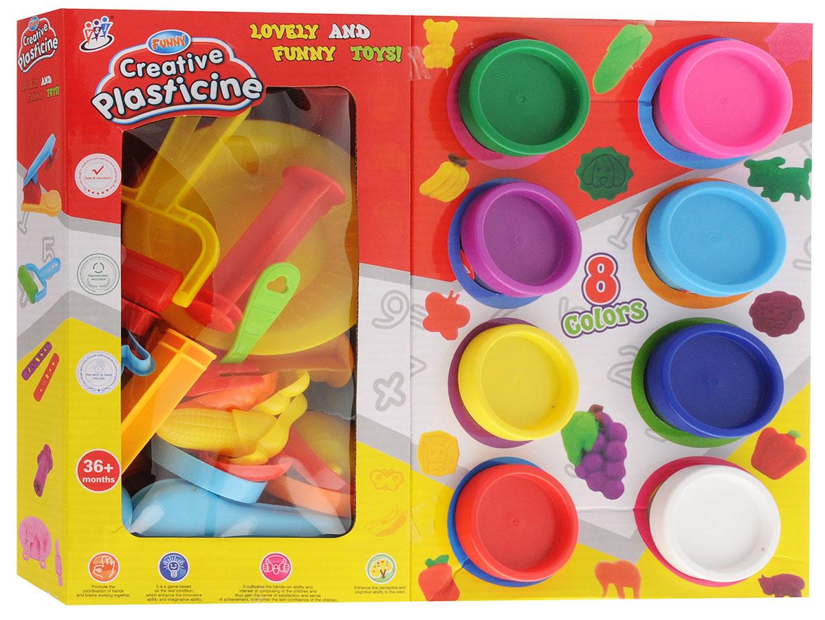 Bradex Набор для творчества Креативный пластилин цена