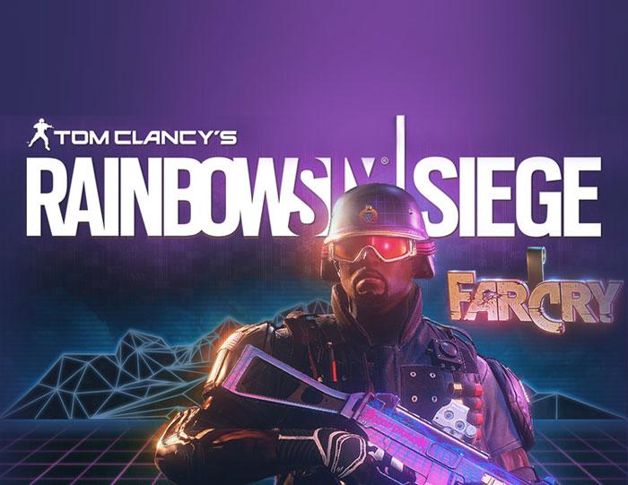 Tom Clancy's Rainbow Six: Осада. Castle Blood Dragon Set tom clancy s rainbow six осада [xbox one]