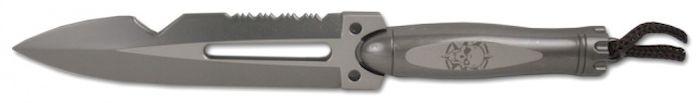 Брелок-стальной нож