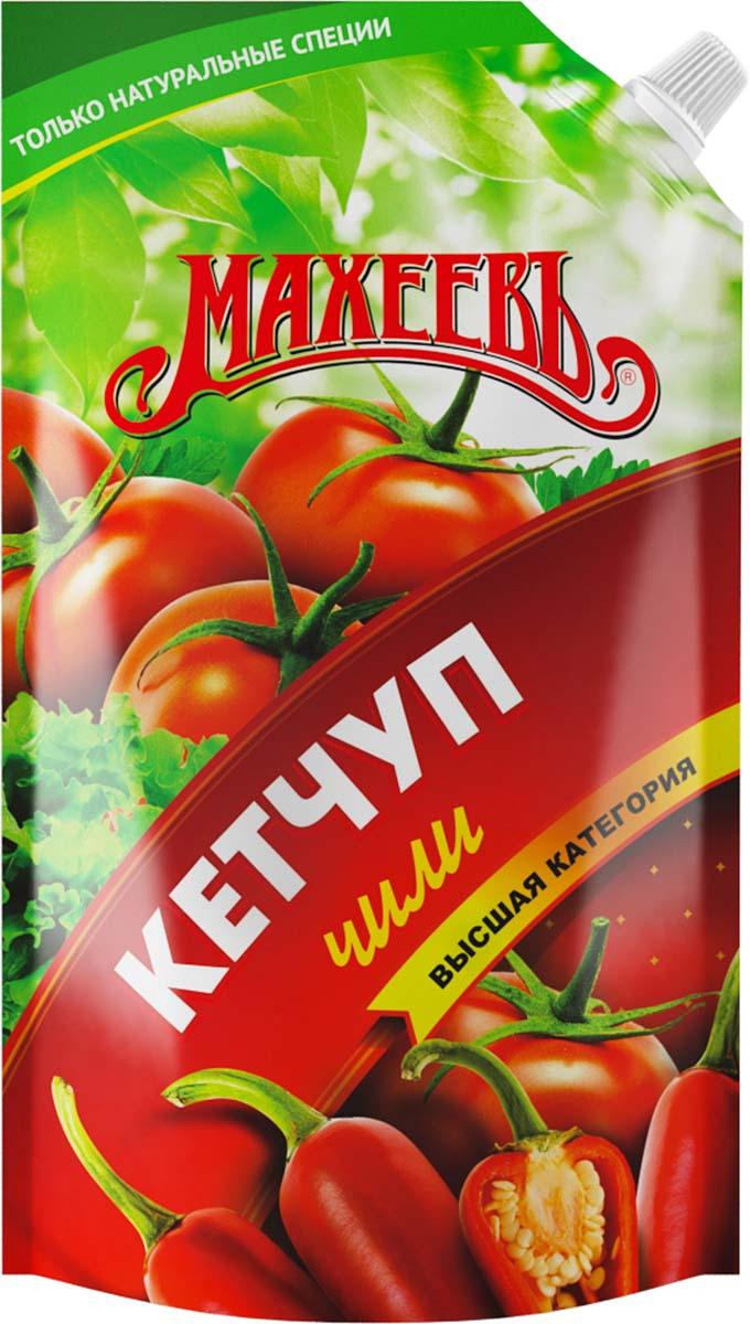 Махеевъ кетчуп чили, 260 г чили