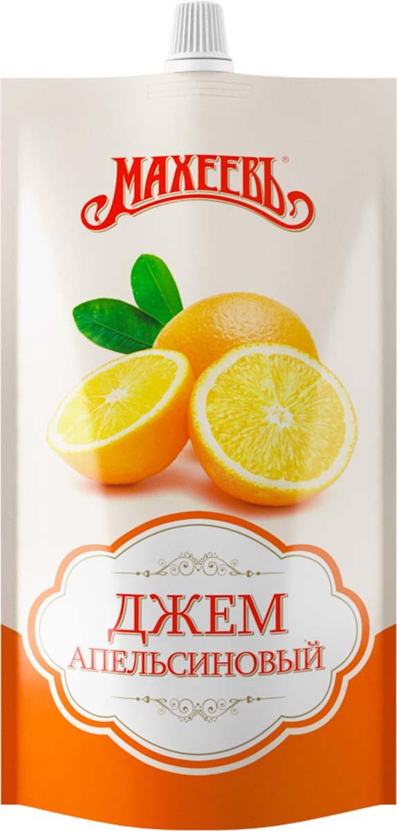 Махеевъ джем апельсиновый, 300 г махеевъ джем черничный 400 г