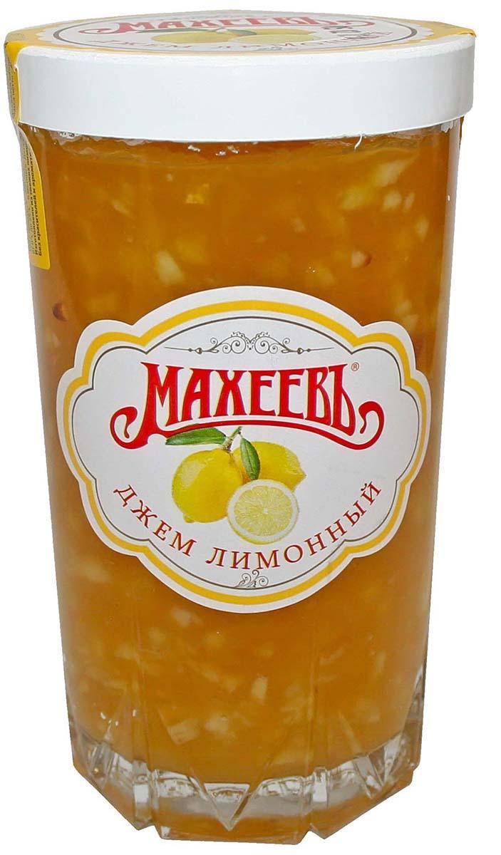 Махеевъ джем лимонный, 400 г махеевъ джем черничный 400 г