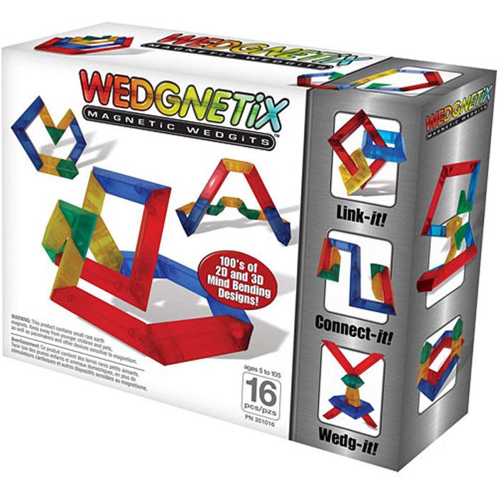 Wedgits Конструктор WEDGNETiX 351016 wedgits конструктор imagination set