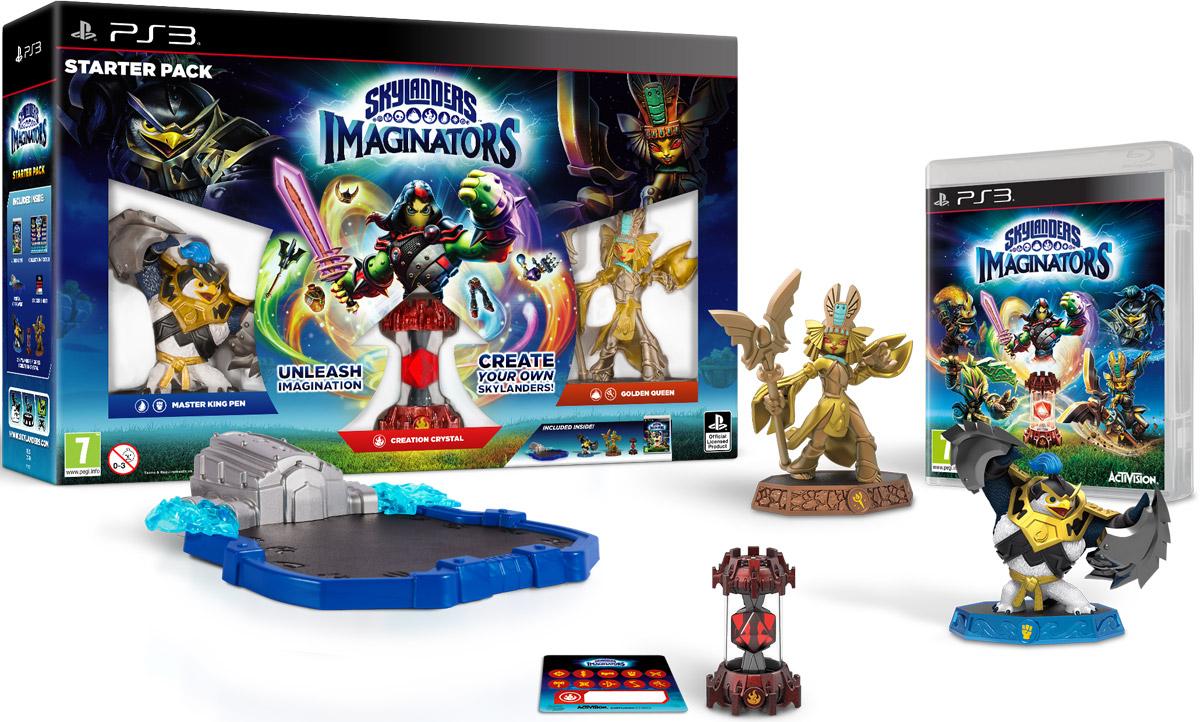 Skylanders Imaginators. Стартовый набор (PS3) цена