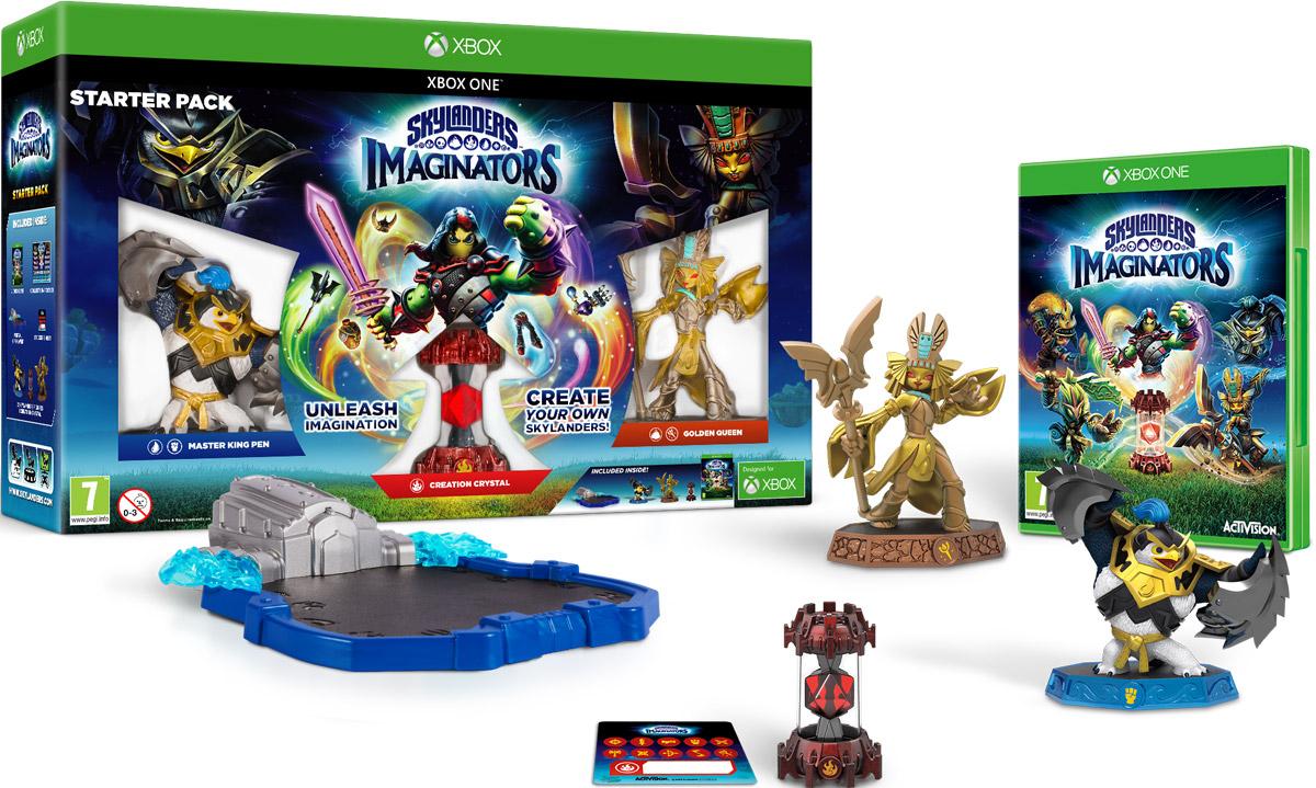 Skylanders Imaginators. Стартовый набор (Xbox One) цена
