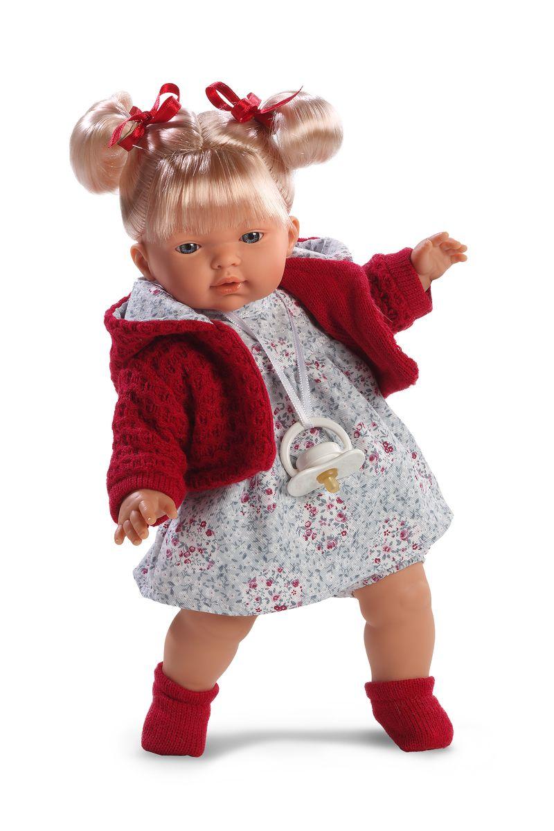 Llorens Кукла озвученная Изабела