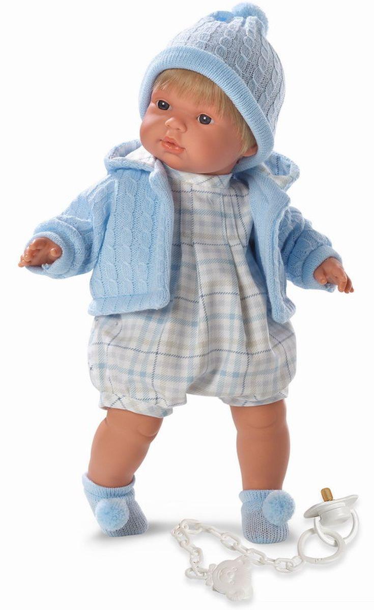 Llorens Кукла озвученная Пабло