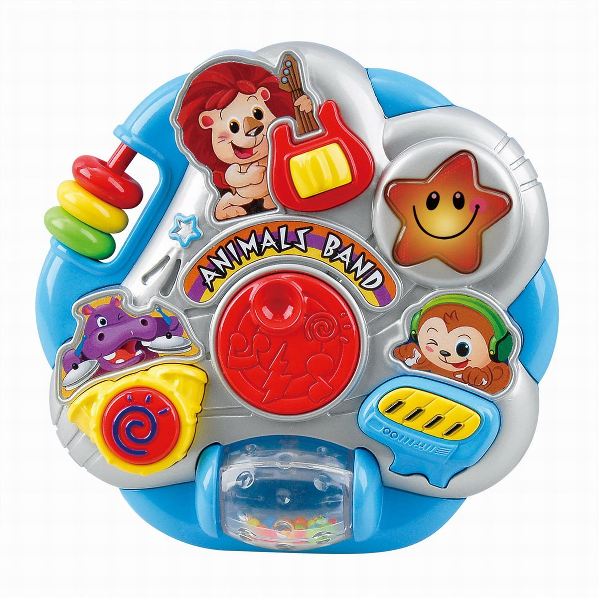 Playgo Развивающая игрушка Оркестр с животными