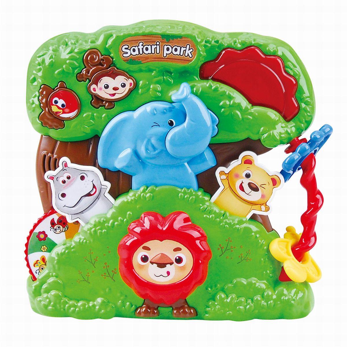 Playgo Развивающая игрушка Сафари парк