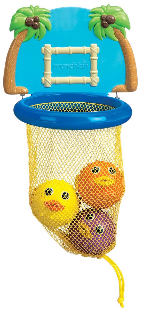 """Игровой набор для ванной Munchkin """"Баскетбол"""""""