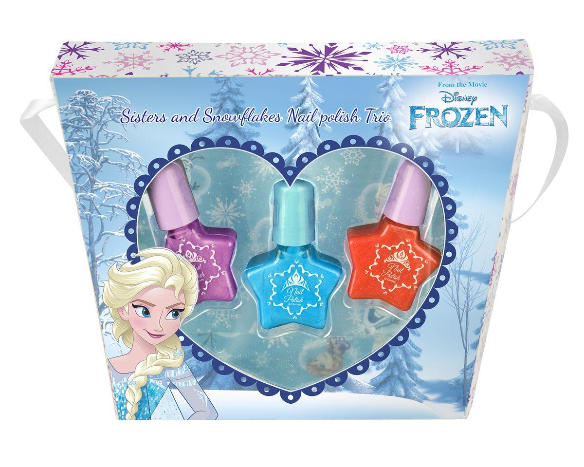 Markwins Игровой набор детской декоративной косметики Frozen Эльза markwins minnie большой игровой набор детской декоративной косметики для ногтей