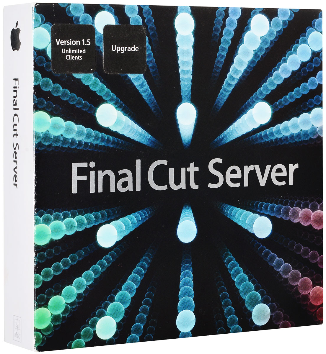Final Cut Server 1.5. Unlimited Clients Upgrade helmut kobler final cut pro hd for dummies