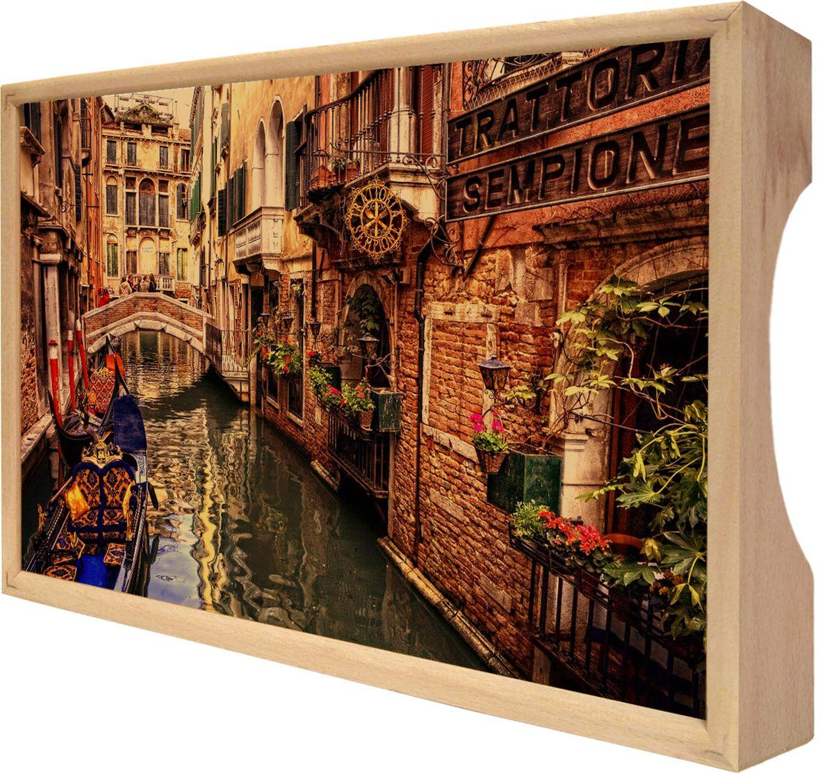 "Поднос Gift'n'Home ""Венеция"", 25 х 37,5 см"