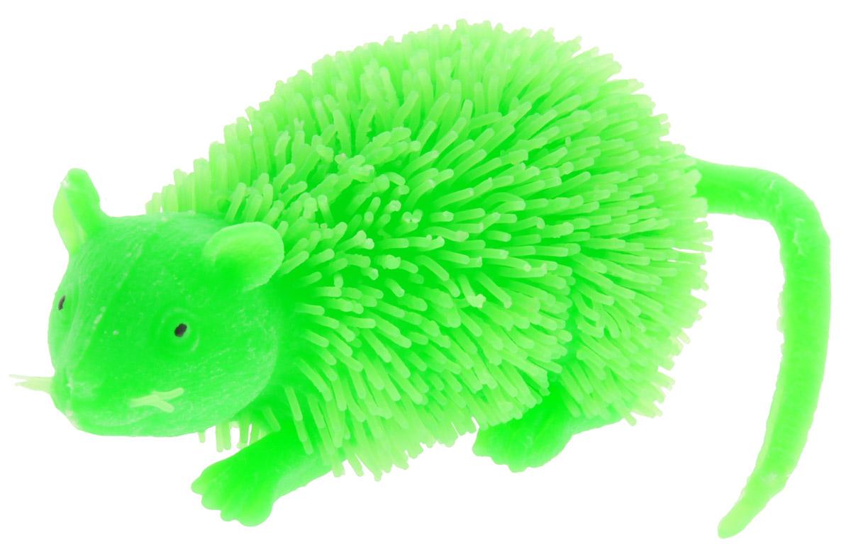 HGL Фигурка Мышь с подсветкой цвет зеленый стоимость