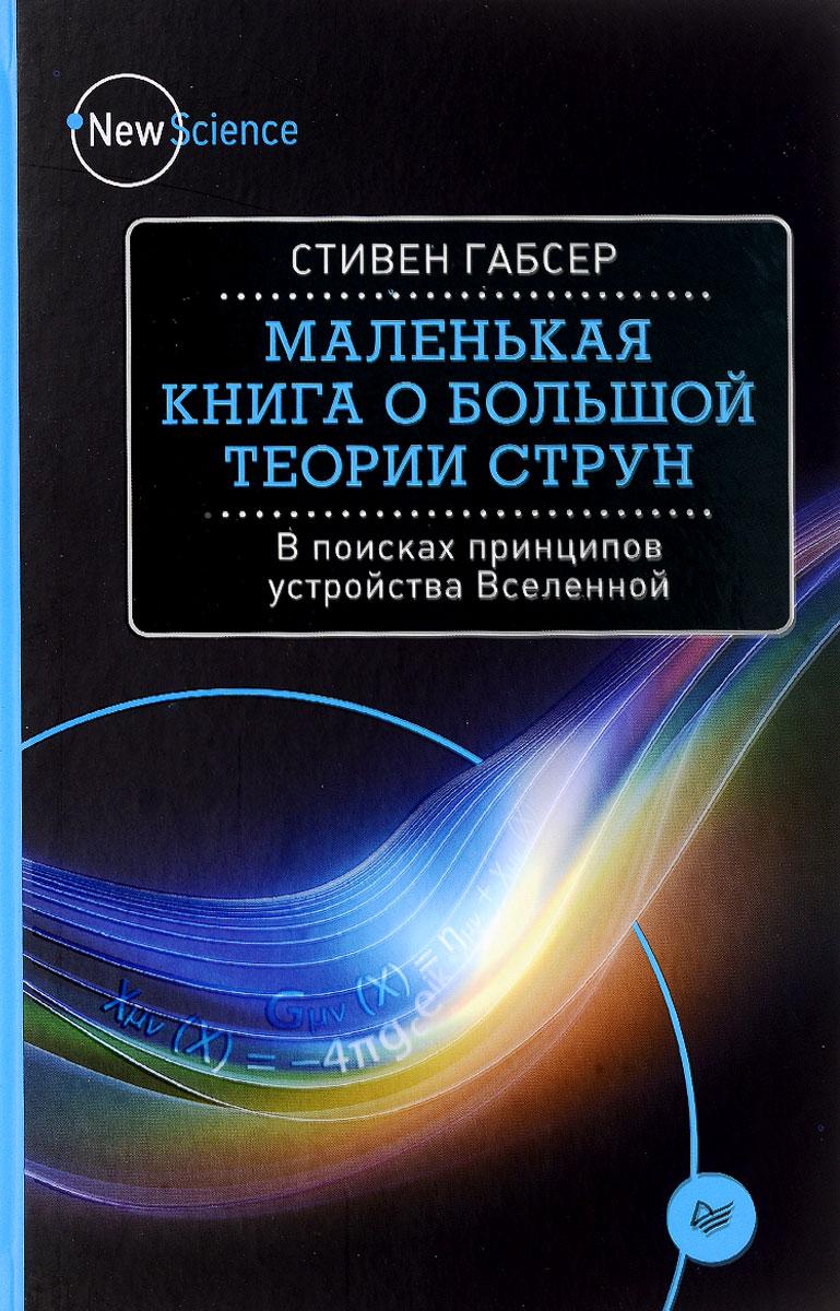 Стивен Габсер Маленькая книга о большой теории струн. В поисках принципов устройства Вселенной