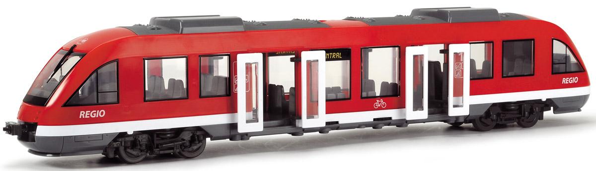 Dickie Toys Городской поезд dickie toys игрушка городской поезд