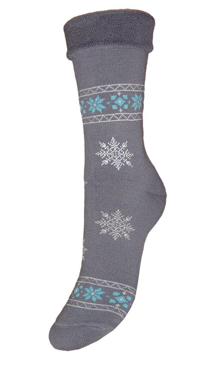 Комплект носков Гранд носки женские махровые гранд цвет розовый 2 пары sc29m размер 23