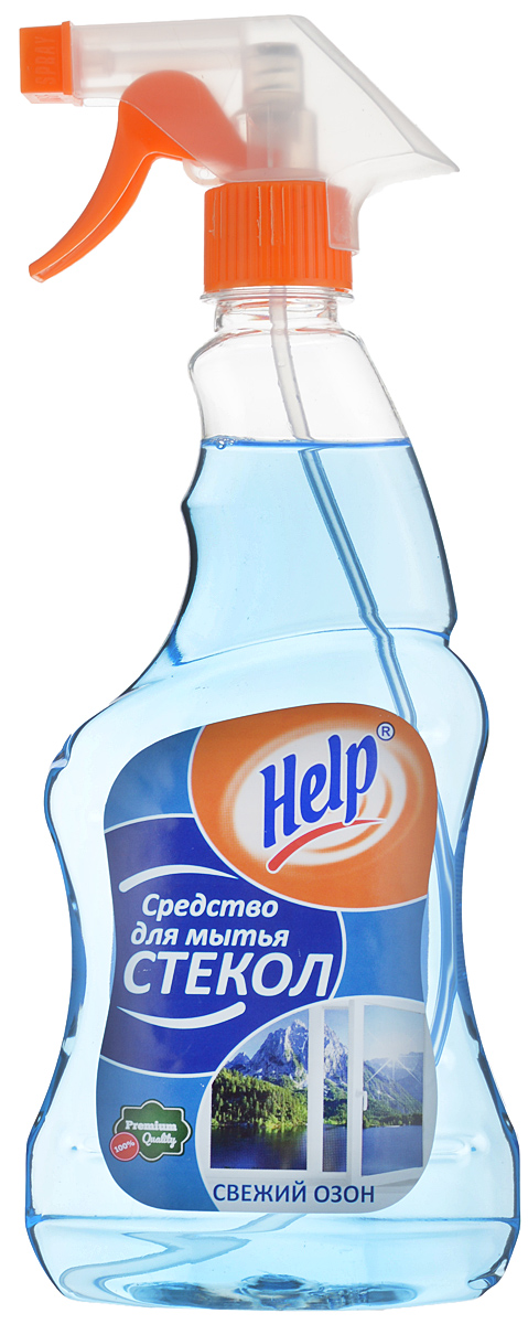 все цены на Средство для мытья стекол Help