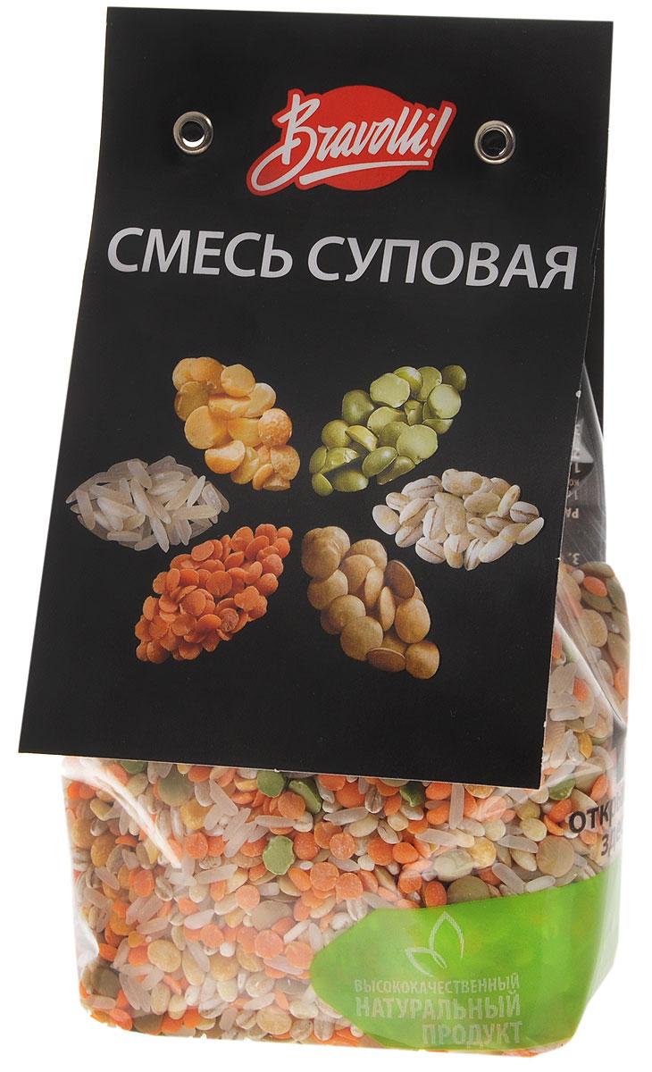 Bravolli Смесь суповая, 350 г цены