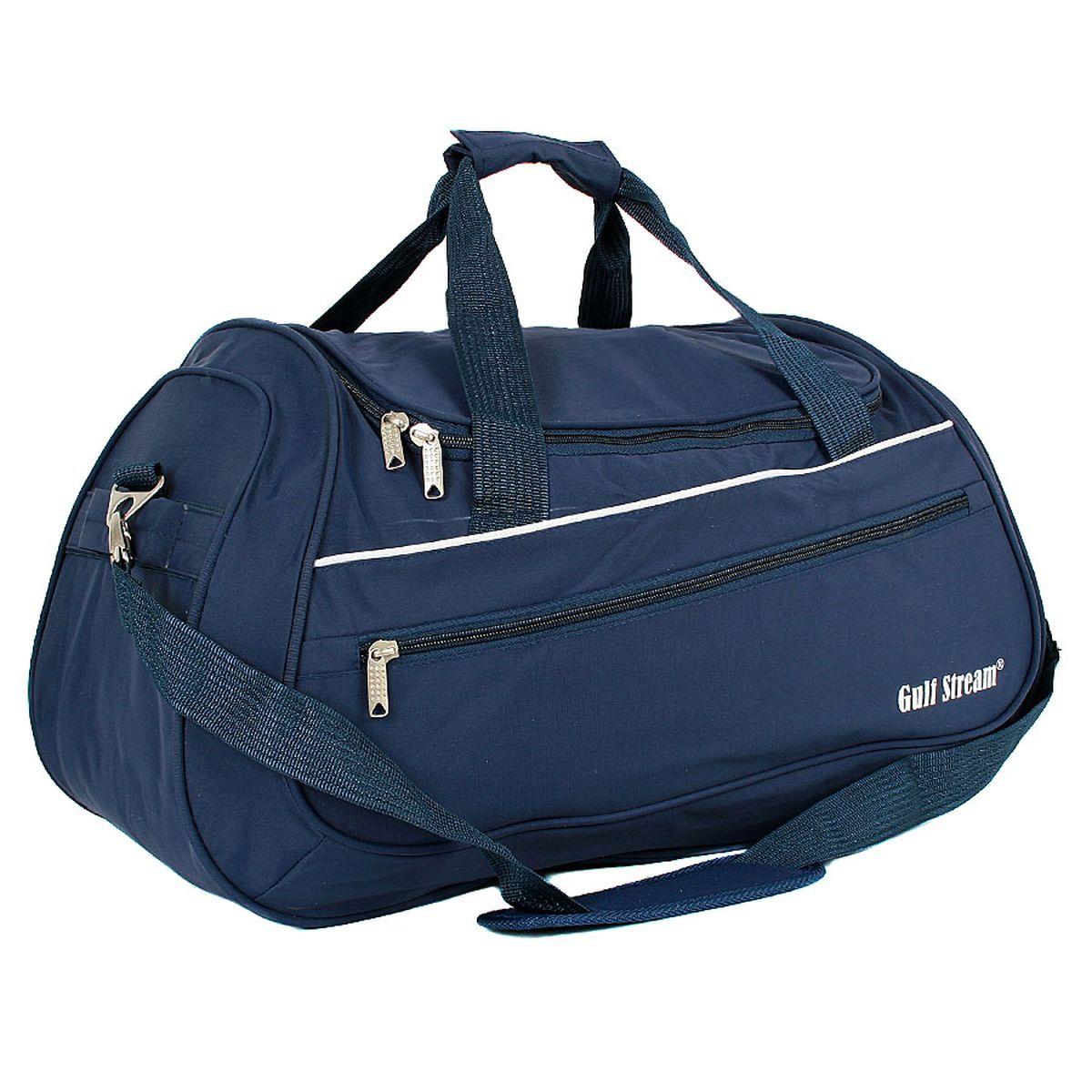 Сумка спортивная Polar, цвет: темно-синий, 46,5 л. 5986 сумка спортивная polar цвет синий оранжевый 30 5 л 6007