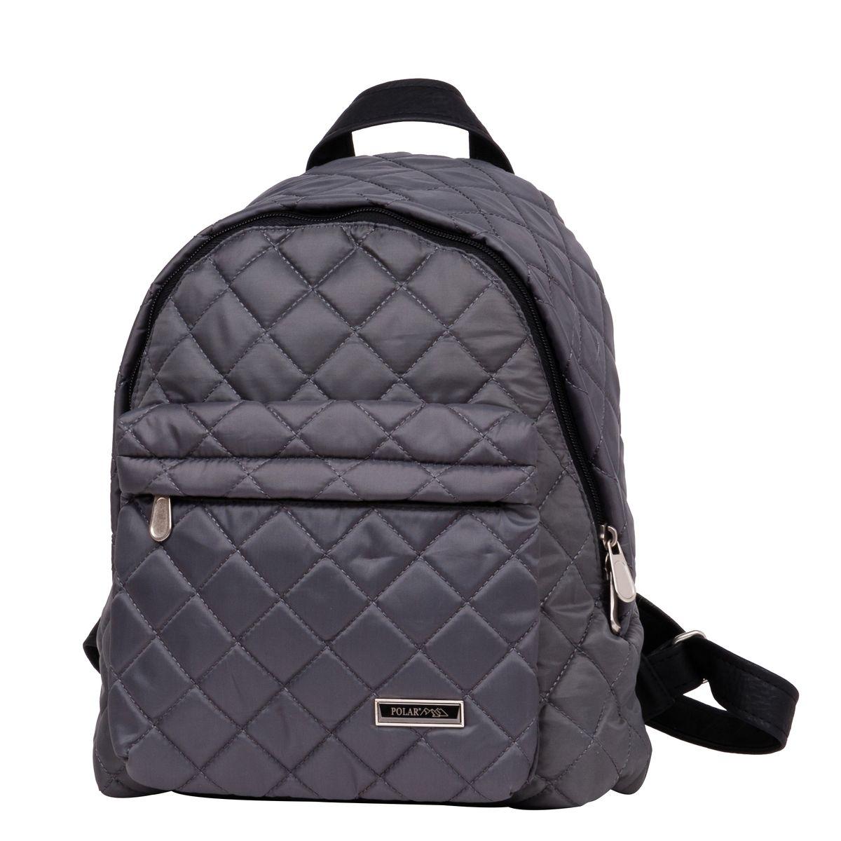 Рюкзак городской Polar, цвет: серый, 16 л. п7074-06 рюкзак городской polar цвет светло серый 13 л к9276
