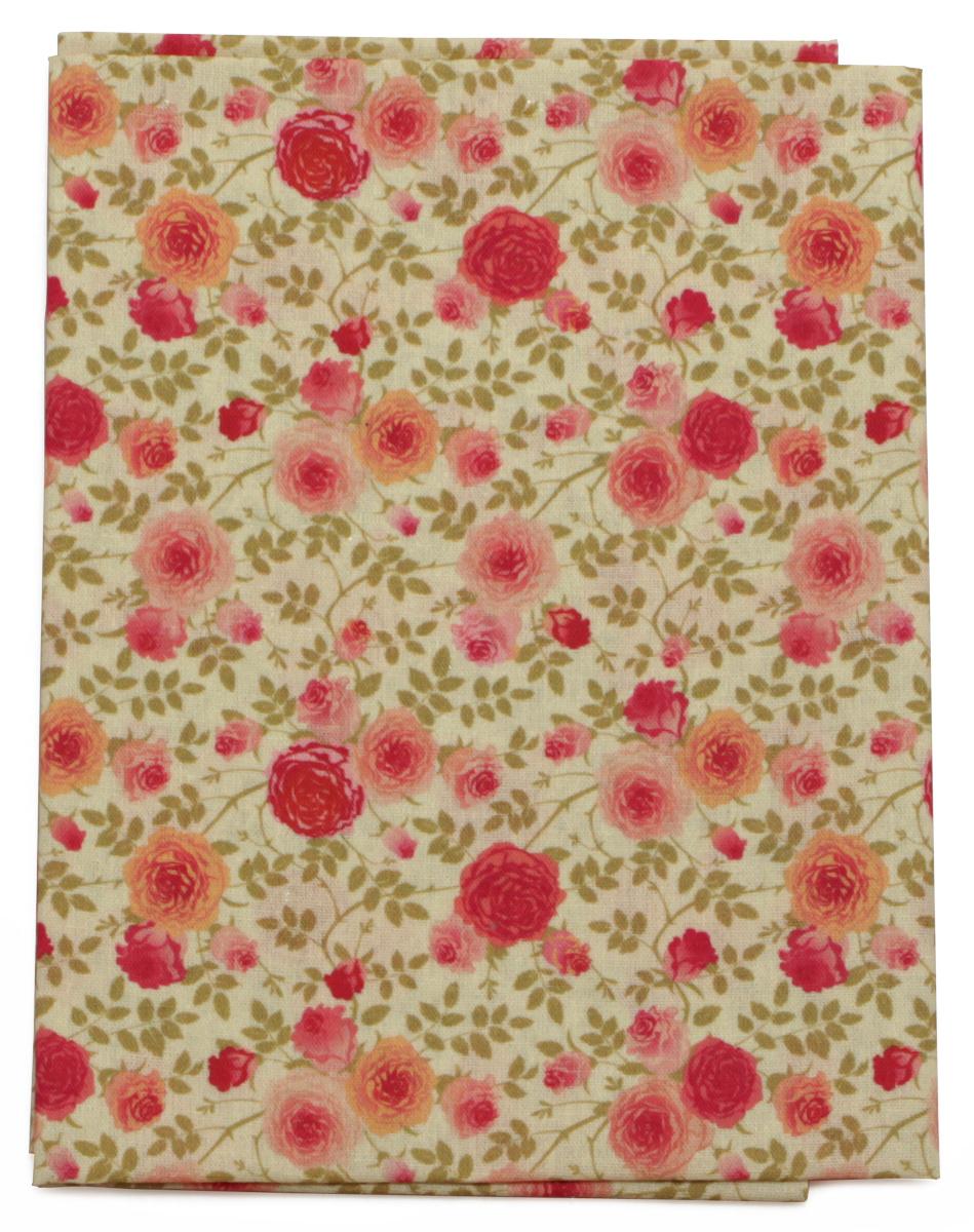 Ткань Кустарь Французский шеби шик №2, 48 х 50 см. AM562002 сколько ткани нужно для пошива 2 х спального комплекта