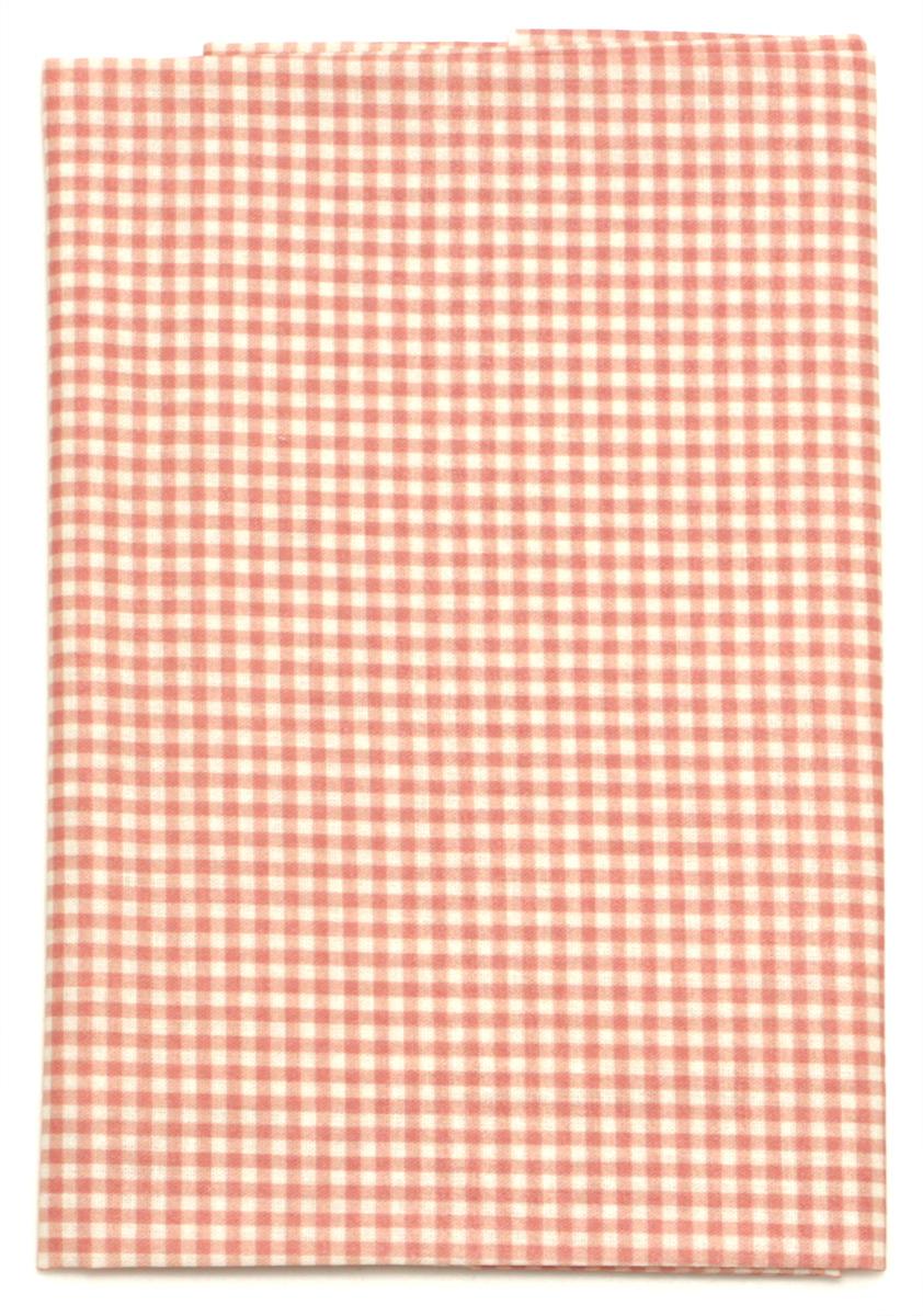 Ткань Кустарь Розы, клетка и листочки №2, 48 х 50 см. AM571002 сколько ткани нужно для пошива 2 х спального комплекта