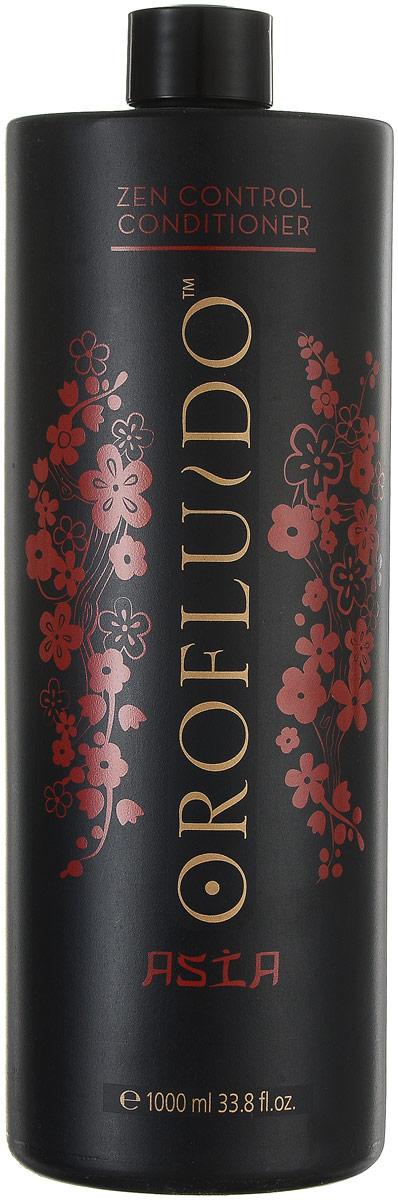 Orofluido Asia Spa Zen Control Conditioner - Кондиционер для контроля непослушных волос 1000 мл