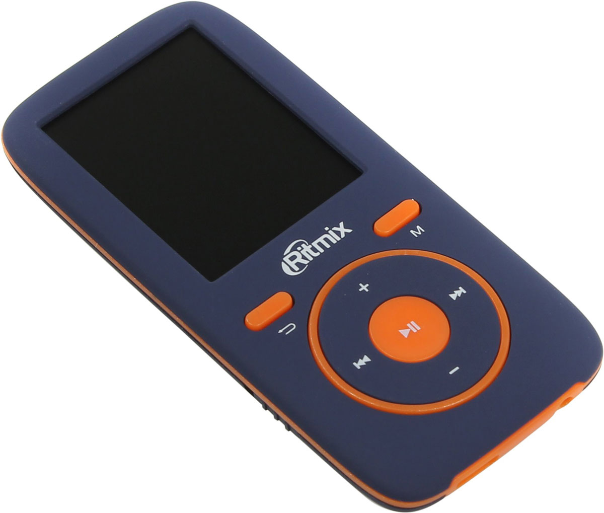 Ritmix RF-4450 4GB, Blue Orange MP3-плеер