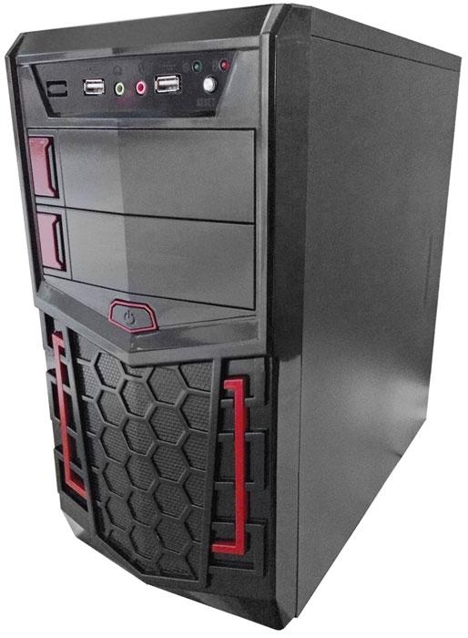 3Cott Ultron компьютерный корпус (3C-MATX-XH1B)
