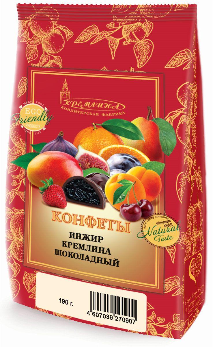 Кремлина Инжир в шоколаде, 190 г