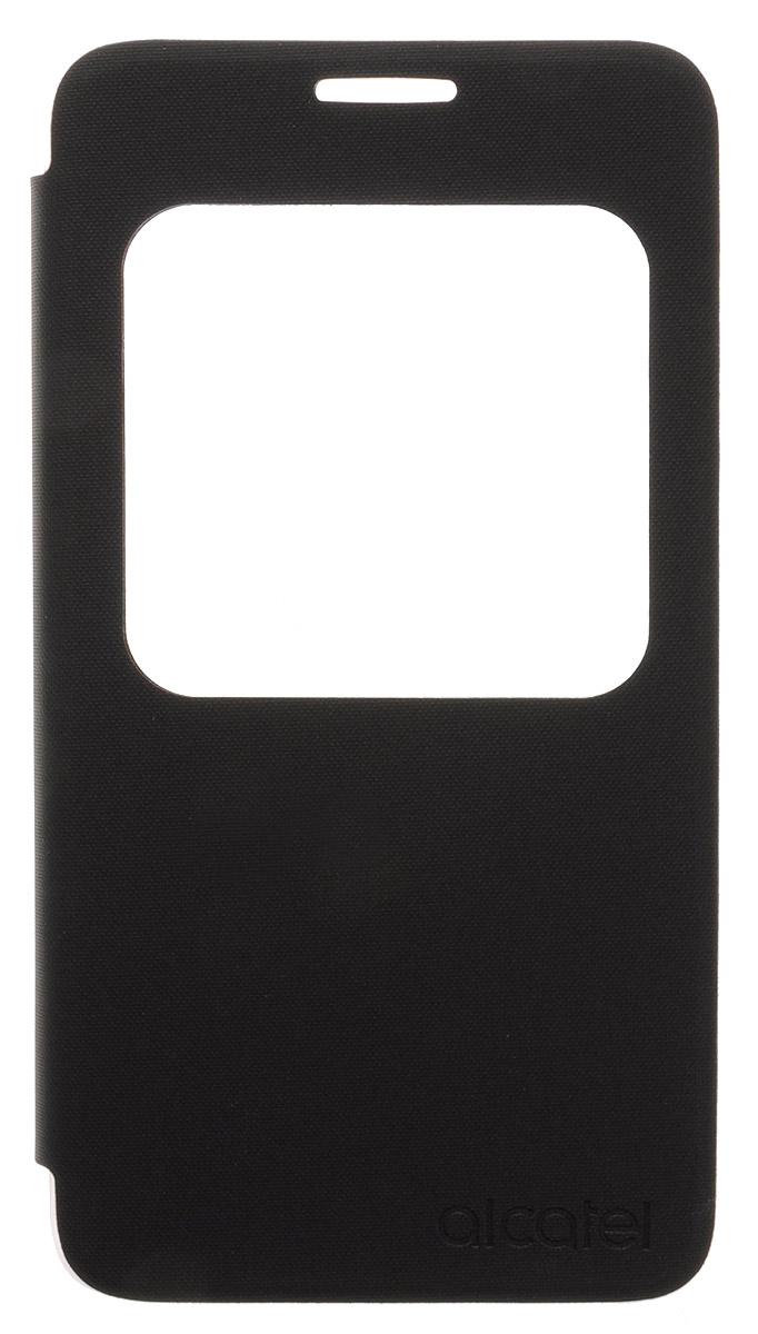 Alcatel Aero Flip Case чехол для Pop 4+ (OT-5056D), Volcano Black цена в Москве и Питере
