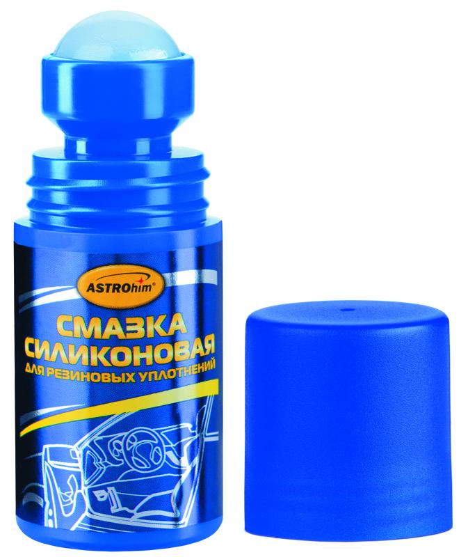 Смазка силиконовая ASTROhim, 50 мл gd бренда gd460 термопасты смазка силиконовая теплоотвод соединение серебра вес нетто 20 грамм soft tube упаковка для cpu led st20