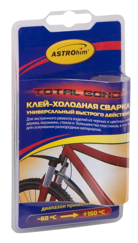 цена на Клей-холодная сварка универсальный ASTROhim, быстрого действия, 55 г