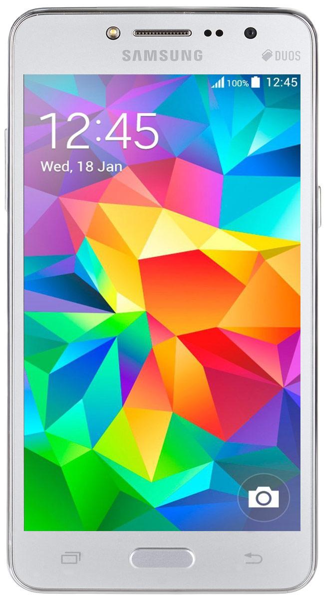 Смартфон Samsung Galaxy J2 Prime 1.5/8GB silver смартфон samsung galaxy j2 prime 8gb sm g532f черный титан