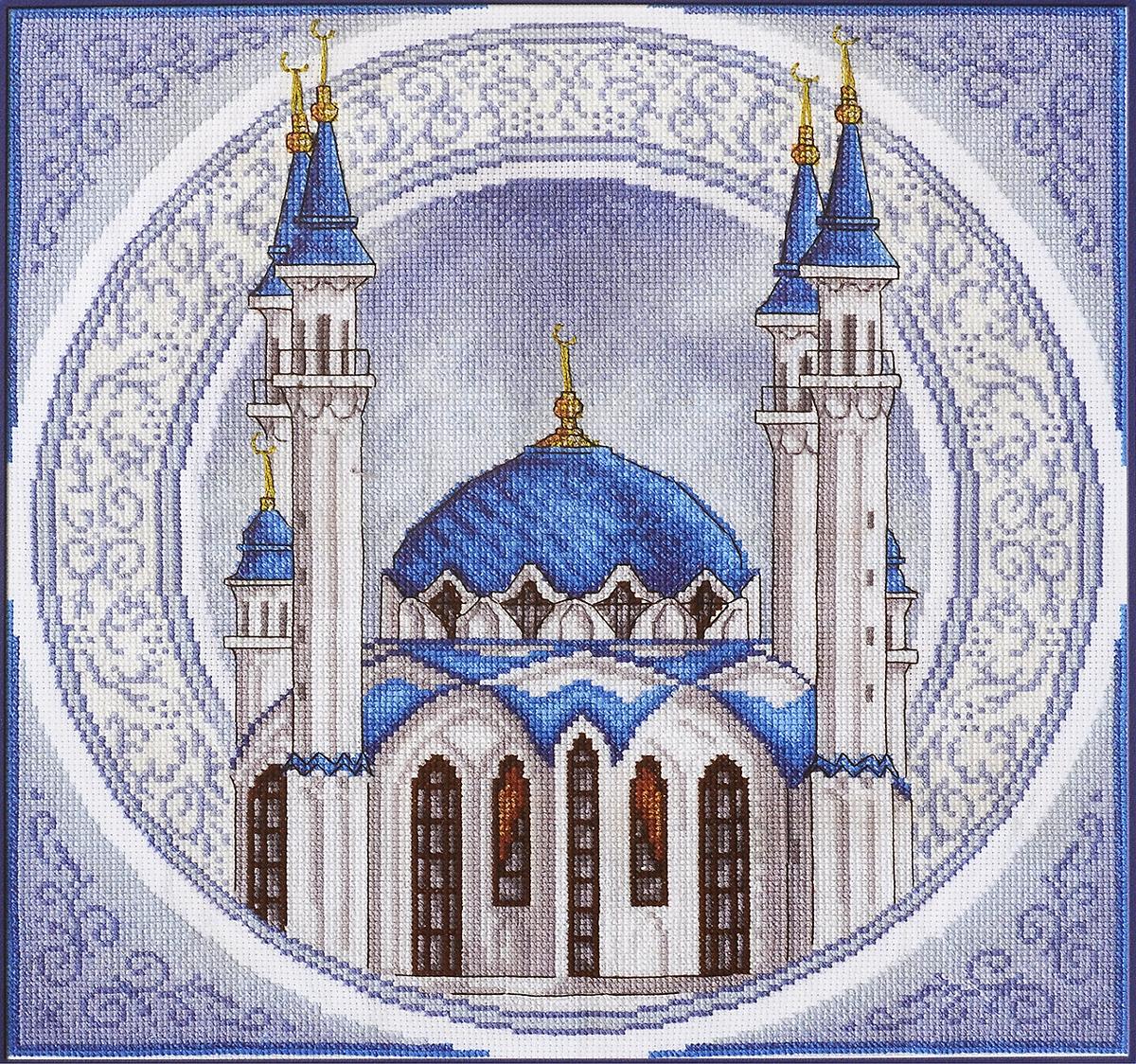 картинки мечети для вышивания крестиком