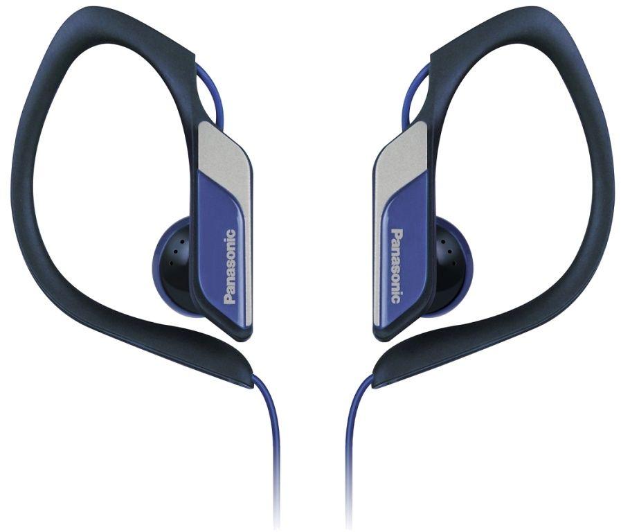 Panasonic RP-HS34E-A, Black Blue наушники наушники клипсы panasonic rp hs34e