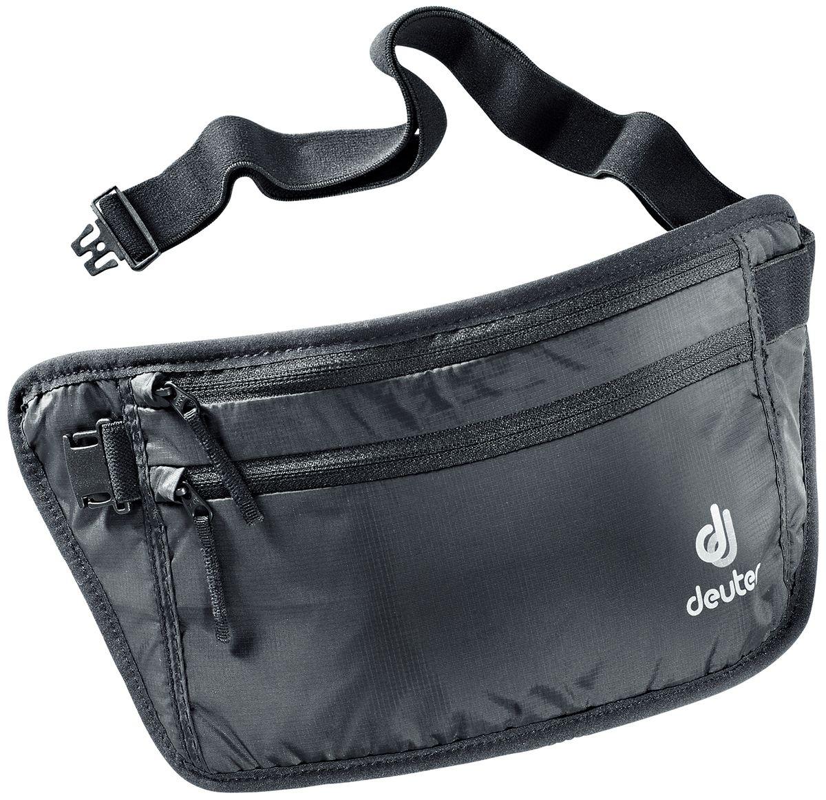 Кошелек Deuter Security Money Belt I, цвет: черный, 25 см x 12 см кошелек deuter security wallet ii цвет бежевый