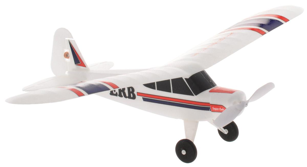 Pilotage Самолет на радиоуправлении Super Cub RTF цвет белый красный все цены