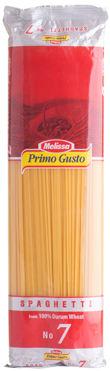 Melissa-Primo Gusto спагетти №7, 500 г интегральные стереоусилители unison research unico primo silver page 7