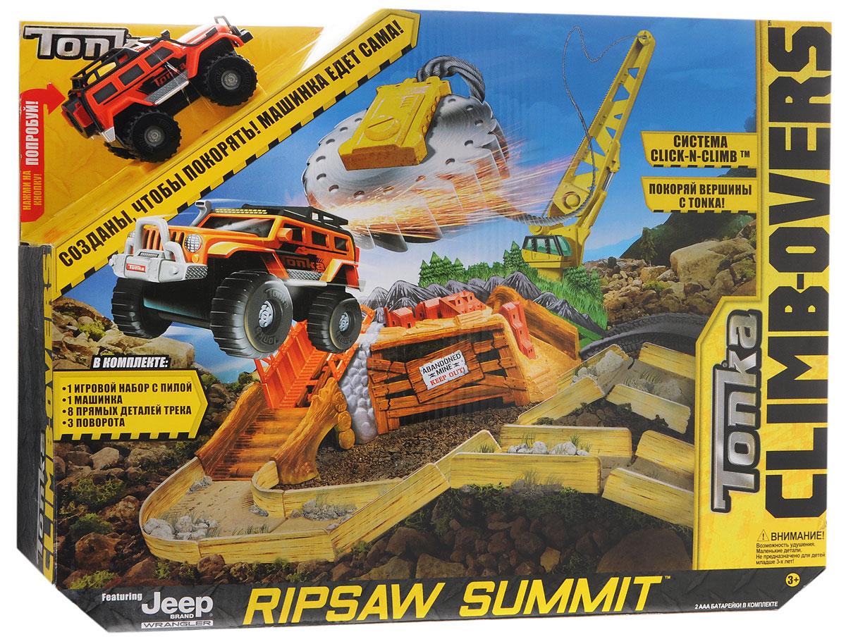Tonka Игрушечный трек Ripsaw Summit машина tonka climb overs musorovoz ast51478